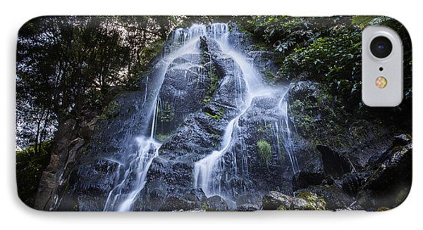 Cascade On Sao Muigel IPhone Case