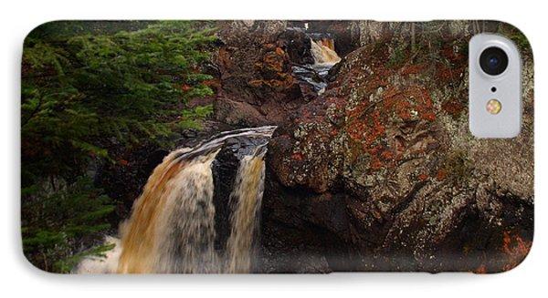 Cascade River IPhone Case