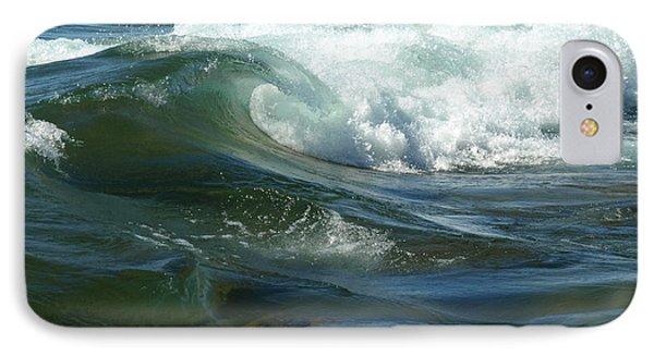 Cascade Wave IPhone Case