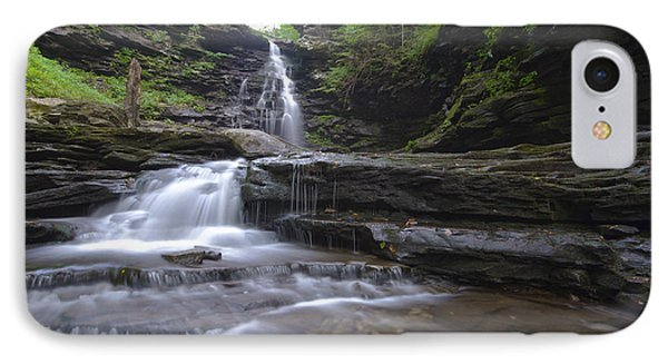 Cascading Falls IPhone Case