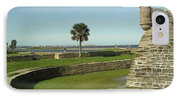 Castillo De San Marcos IPhone Case