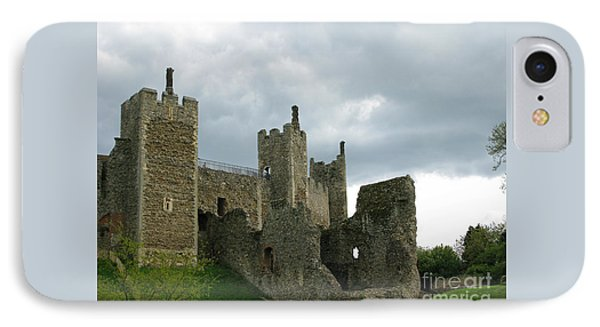 Castle Curtain Wall IPhone Case