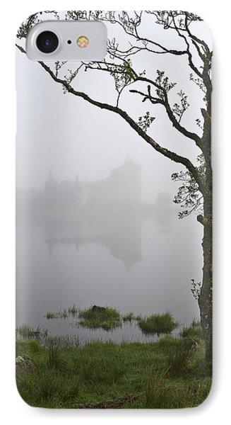 Castle Kilchurn Tree IPhone Case