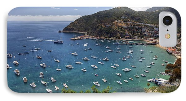 Catalina Island IPhone Case