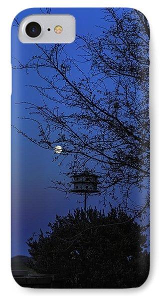 Catching Moonlight IPhone Case