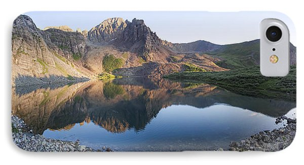 Cathedral Lake Reflection IPhone Case