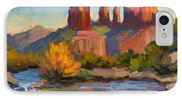Cathedral Rock 2 IPhone Case