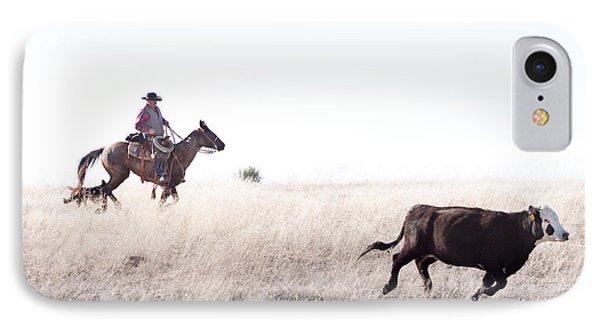 Cattle Drive IPhone Case