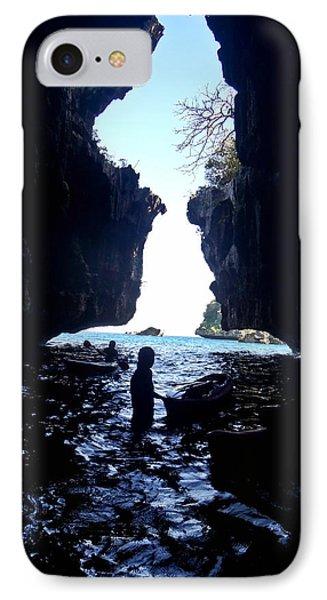 Cave IPhone Case