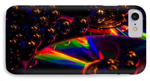 Cd Art 3 IPhone Case
