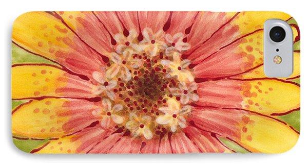 Ceramic Flower 1 IPhone Case