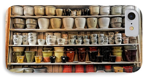 Ceramic Pots For Sale IPhone Case
