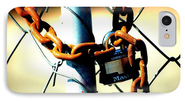 Chained IPhone Case