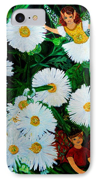 Chamomile IPhone Case