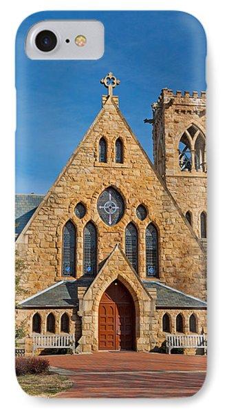 Chapel At Uva IPhone Case