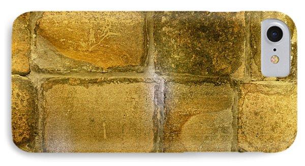 Chapel Floor In Mont-st-michel IPhone Case