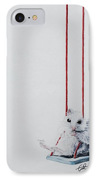Charlie The Mouse IPhone Case