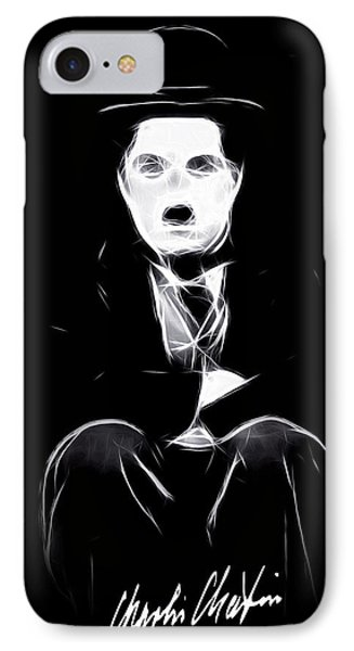 Charly The Tramp IPhone Case