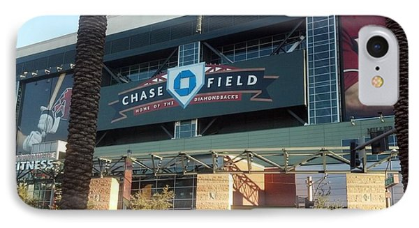 Chase Field IPhone Case