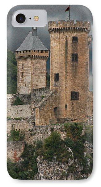 Chateau Tower Colour IPhone Case