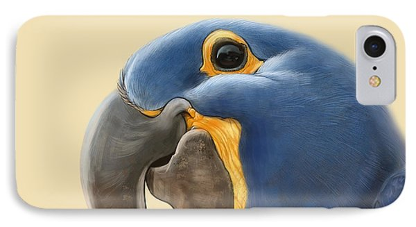 Cheeky Parrot IPhone Case