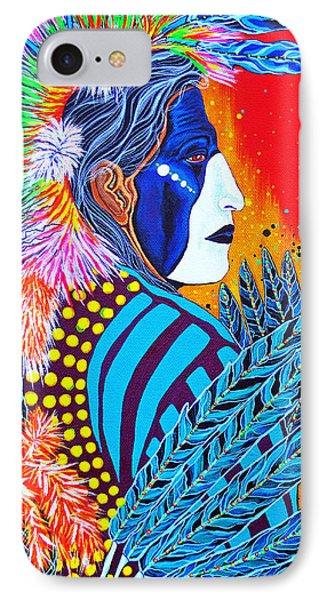 Cherokee Dancer IPhone Case