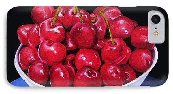 Cherries II IPhone Case