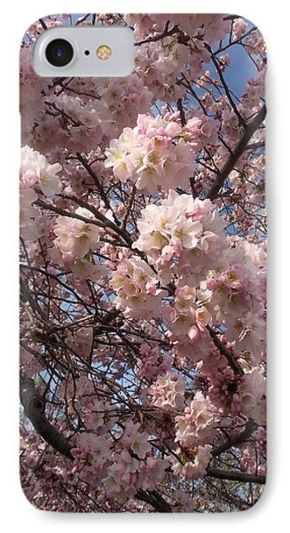 Cherry Blossoms For Lana IPhone Case