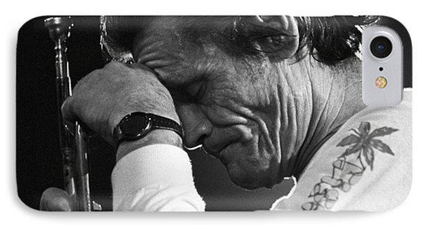 Chet Baker 1 IPhone Case