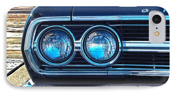Chevrolet In American Town IPhone Case