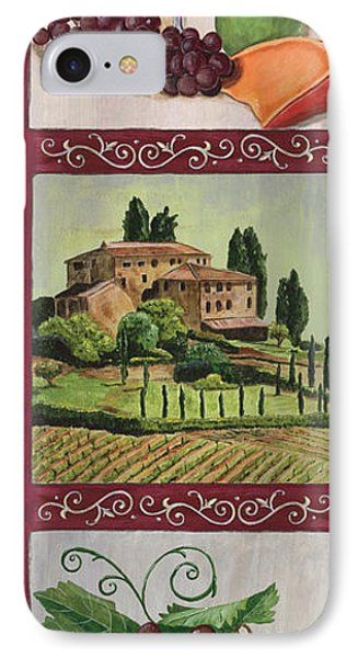 Chianti And Friends Collage 1 IPhone Case