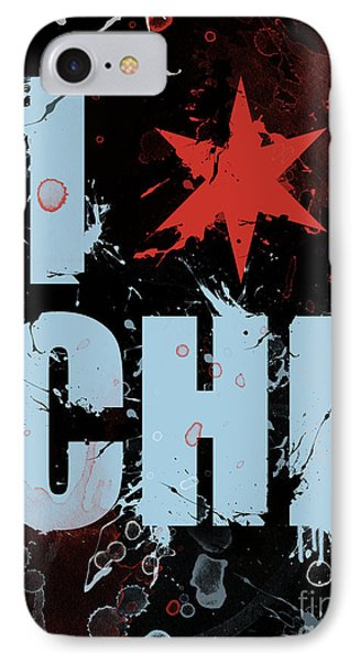 Chicago Love IPhone Case