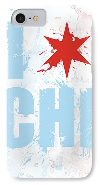 Chicago Love Too IPhone Case