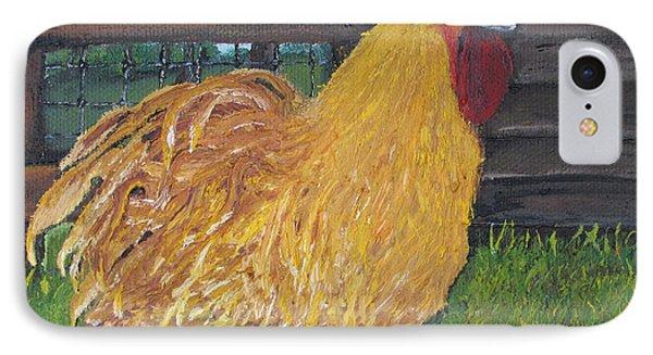 Chicken Charlie IPhone Case