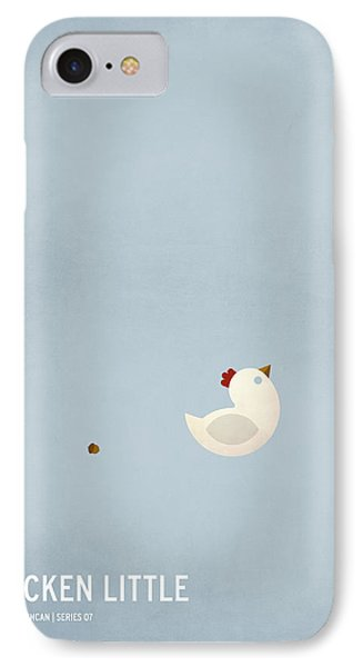 Chicken Little IPhone Case
