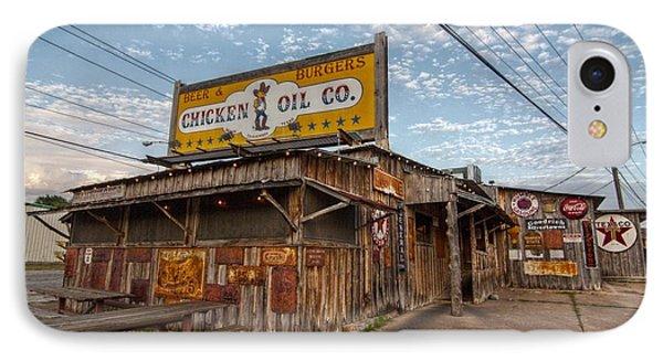 Chicken Oil Company IPhone Case