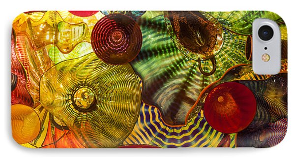 Chihuly Glass 3 IPhone Case