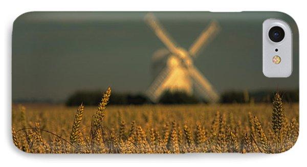 Chillenden Windmill IPhone Case