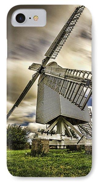 Chillenden Windmill Kent IPhone Case