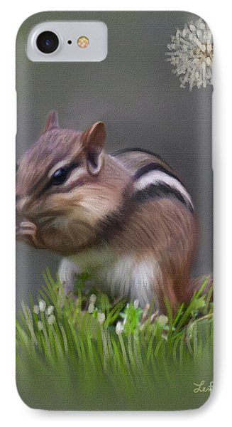 Chipmunk IPhone Case