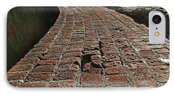 Chipmunks View Of A Stone Bridge IPhone Case