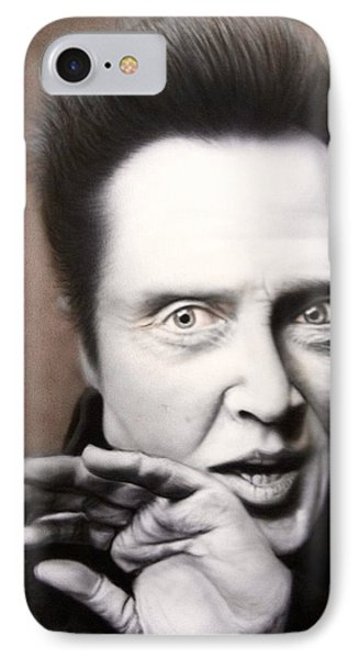 Chris Walken IPhone Case