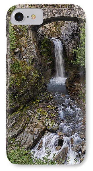 Christine Falls IPhone Case