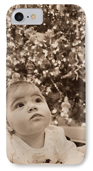 Christmas Baby IPhone Case