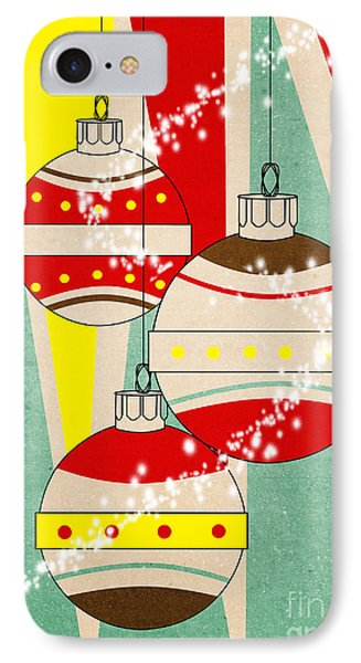 Christmas Card 6 IPhone Case