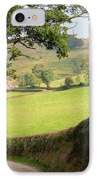 Church Stretton Countryside IPhone Case