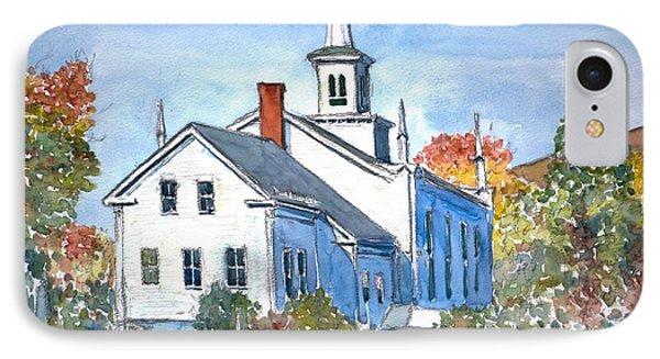 Church Vermont IPhone Case