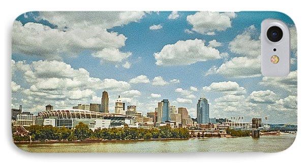 Cincinnati 4 IPhone Case