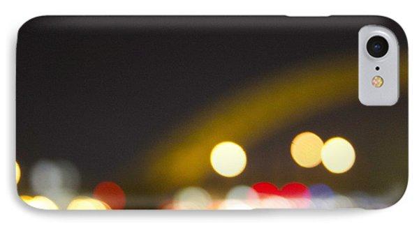 Cincinnati Night Lights IPhone Case