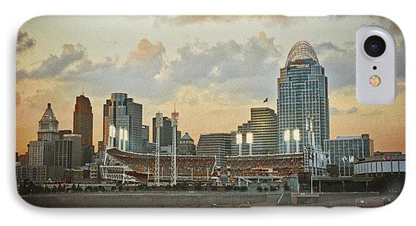 Cincinnati Ohio Vii IPhone Case